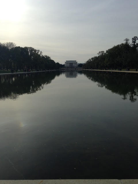 Washington DC trip in 2017