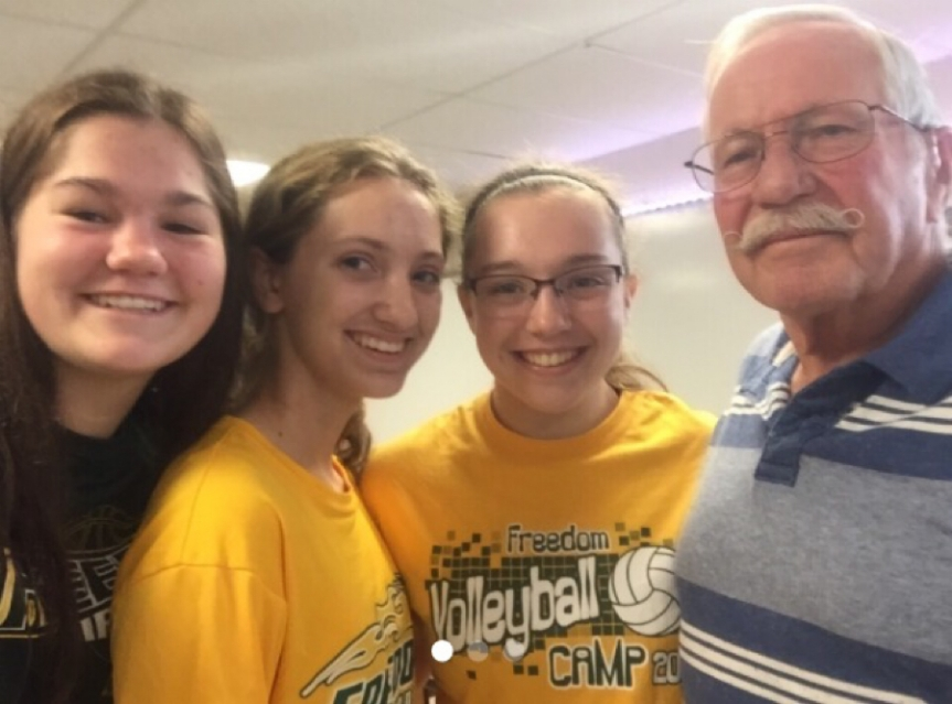 Clyde Baumgart - Interviewed by Ashley Vondrachek, Jadyn Feucht, Linnea Willer